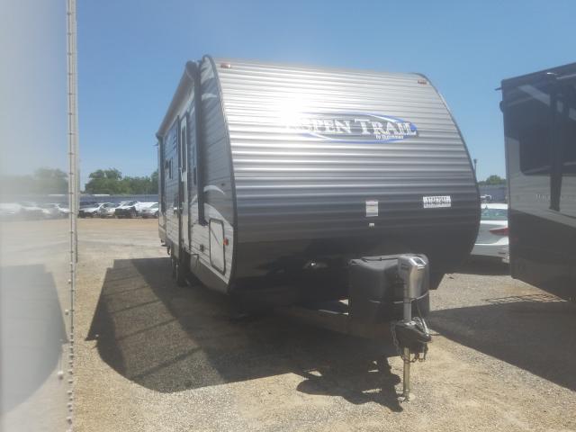 Salvage cars for sale from Copart Mocksville, NC: 2017 Dutchmen Aspen Trai