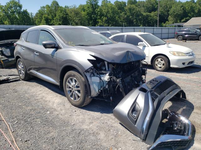 Salvage cars for sale from Copart York Haven, PA: 2016 Nissan Murano S