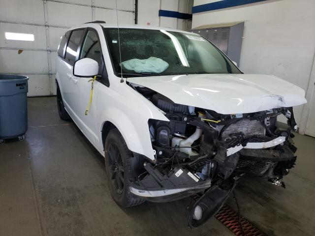Salvage cars for sale from Copart Pasco, WA: 2019 Dodge Grand Caravan
