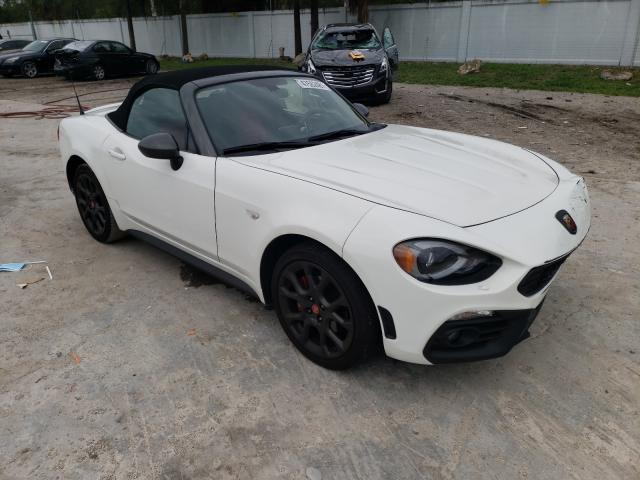 Fiat salvage cars for sale: 2019 Fiat 124 Spider