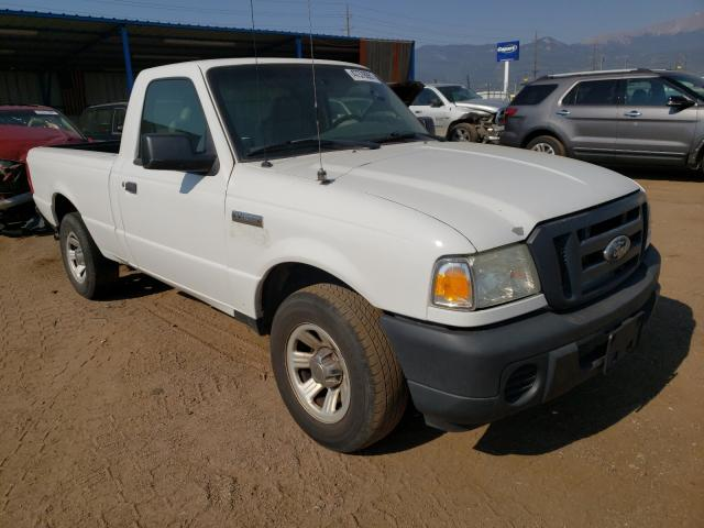 Salvage cars for sale from Copart Colorado Springs, CO: 2009 Ford Ranger