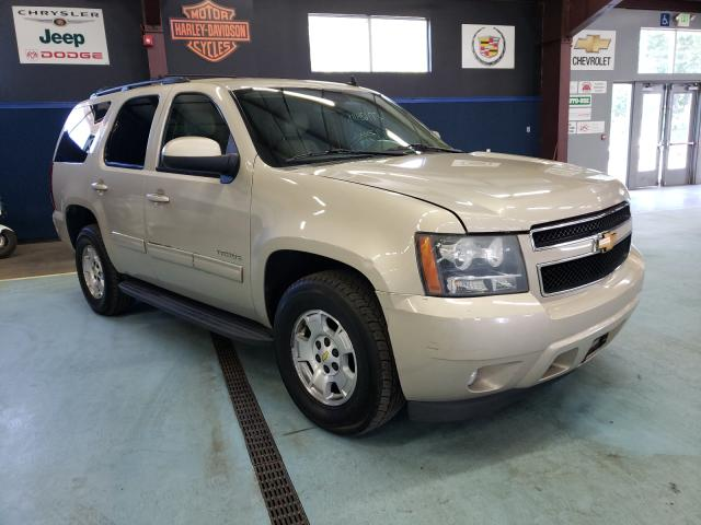 Salvage cars for sale from Copart East Granby, CT: 2012 Chevrolet Tahoe C150