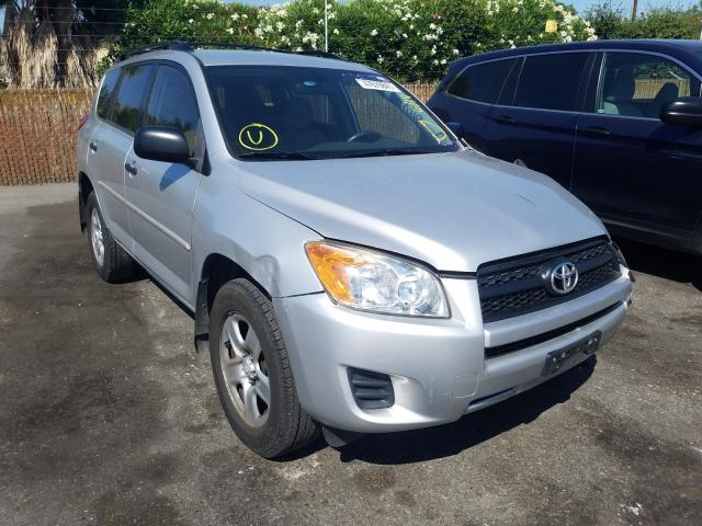 Salvage cars for sale from Copart San Martin, CA: 2010 Toyota Rav4
