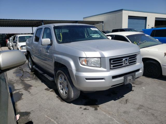 Salvage cars for sale from Copart Anthony, TX: 2007 Honda Ridgeline
