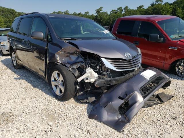 2015 Toyota Sienna LE en venta en Houston, TX