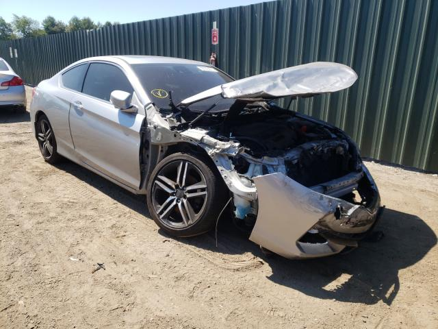 Salvage cars for sale from Copart Finksburg, MD: 2016 Honda Accord TOU
