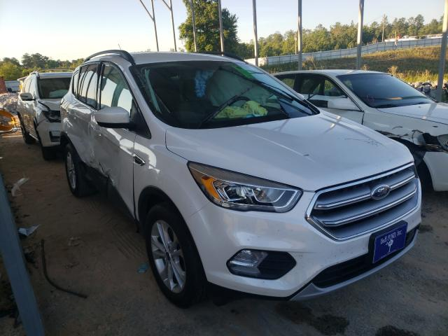 Ford salvage cars for sale: 2017 Ford Escape SE