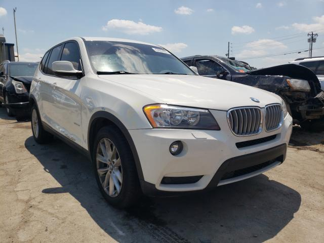 2014 BMW X3 XDRIVE2 5UXWX9C59E0D34957