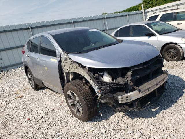 Salvage cars for sale from Copart Prairie Grove, AR: 2017 Honda CR-V LX
