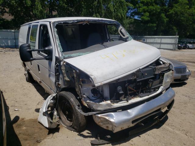 Vehiculos salvage en venta de Copart North Billerica, MA: 2007 Ford Econoline