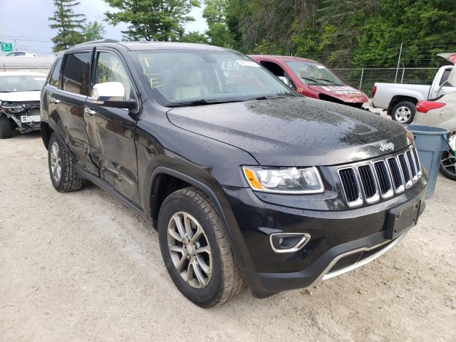 Salvage cars for sale from Copart Northfield, OH: 2014 Jeep Grand Cherokee
