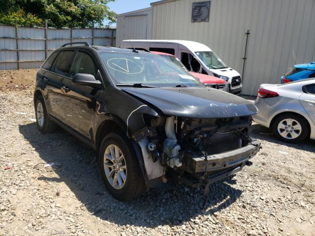 Salvage 2013 FORD EDGE - Small image. Lot 46592421
