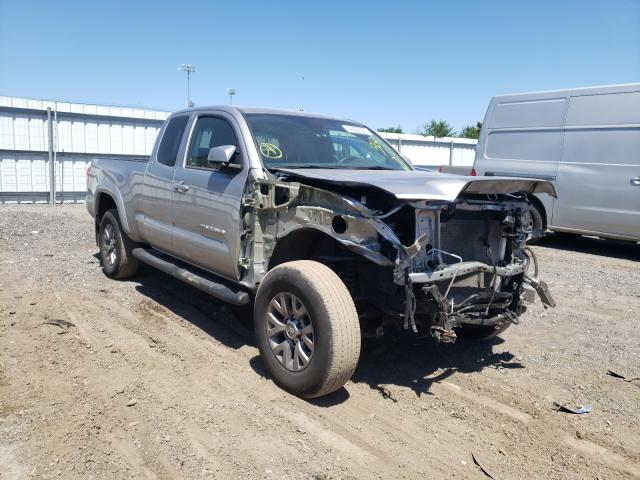 Salvage cars for sale from Copart Finksburg, MD: 2019 Toyota Tacoma ACC