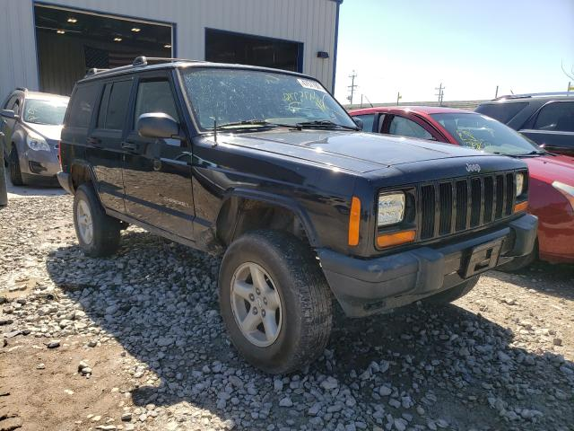 Salvage cars for sale from Copart Appleton, WI: 1999 Jeep Cherokee S