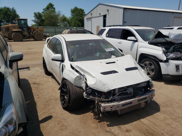 Salvage cars for sale from Copart Pekin, IL: 2014 Mitsubishi Lancer EVO