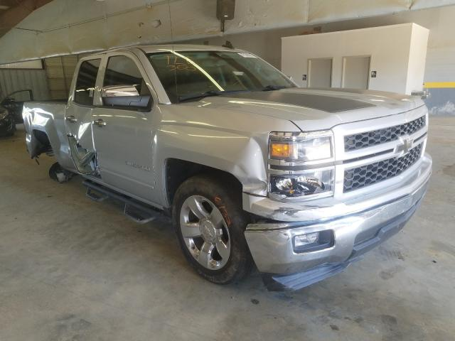 Salvage cars for sale from Copart Mocksville, NC: 2015 Chevrolet Silverado