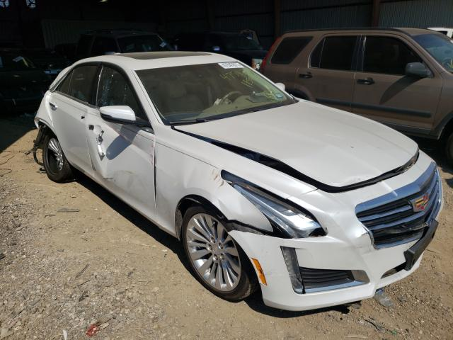 Cadillac salvage cars for sale: 2016 Cadillac CTS Luxury