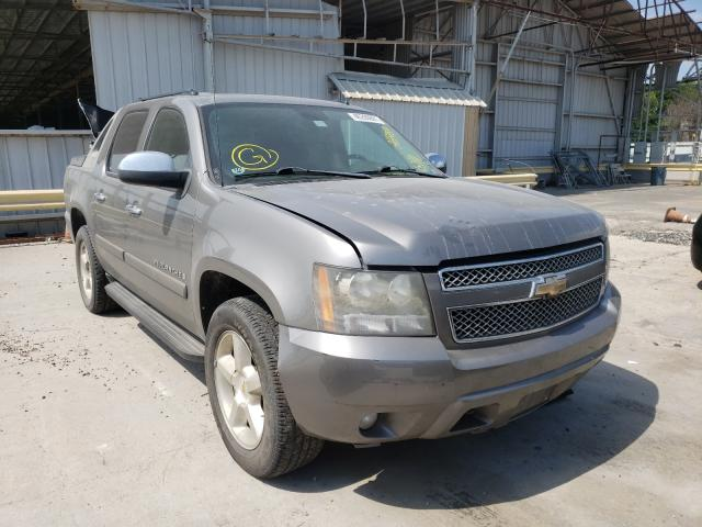 Salvage cars for sale from Copart Corpus Christi, TX: 2008 Chevrolet Avalanche