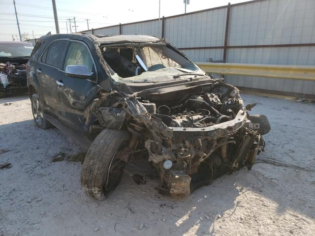 Salvage cars for sale from Copart Haslet, TX: 2014 Chevrolet Equinox LT