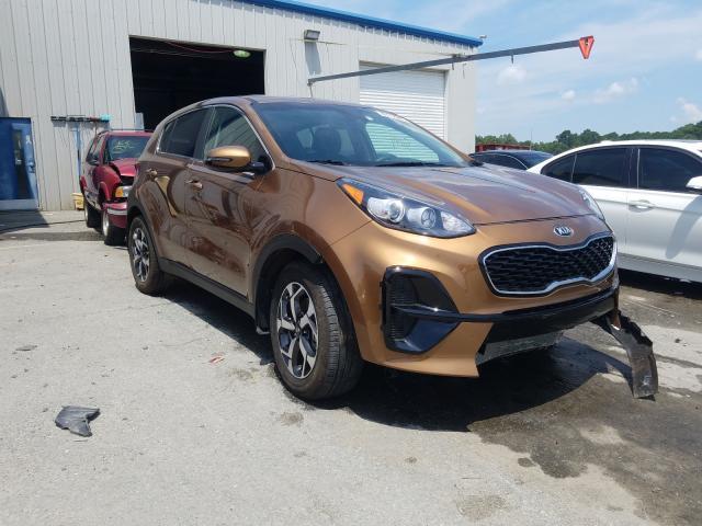 Vehiculos salvage en venta de Copart Savannah, GA: 2020 KIA Sportage L