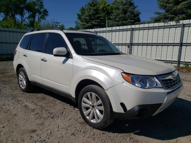 Salvage cars for sale from Copart Albany, NY: 2011 Subaru Forester L