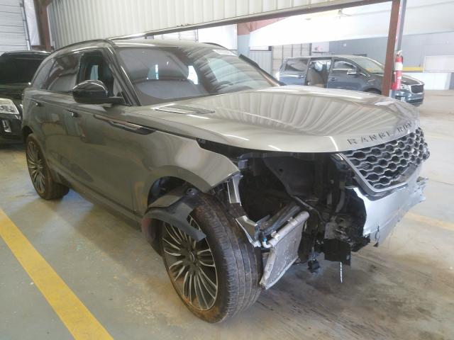 Salvage cars for sale from Copart Mocksville, NC: 2019 Land Rover Range Rover