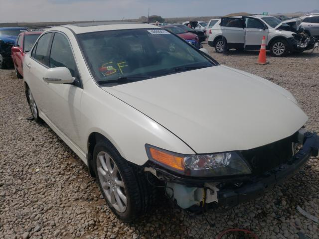 Acura salvage cars for sale: 2007 Acura TSX