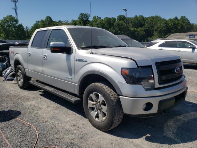 Salvage cars for sale from Copart York Haven, PA: 2013 Ford F150 Super