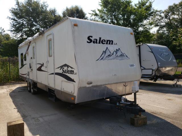 Salvage 2007 WILDWOOD SALEM - Small image. Lot 43485851