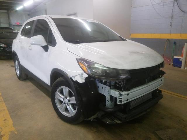 Salvage cars for sale from Copart Mocksville, NC: 2020 Chevrolet Trax LS