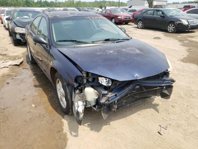 Vehiculos salvage en venta de Copart Louisville, KY: 2006 Dodge Stratus SX