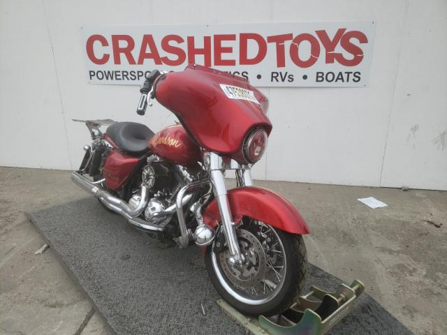 Salvage cars for sale from Copart Los Angeles, CA: 2012 Harley-Davidson Flhx Street