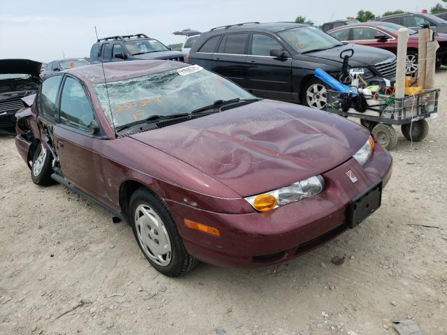 Salvage cars for sale from Copart Kansas City, KS: 2001 Saturn S Series