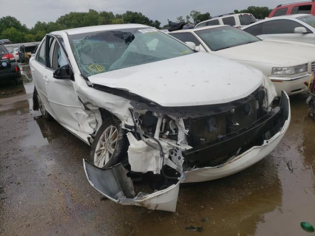 Salvage cars for sale from Copart Riverview, FL: 2012 Toyota Camry Base