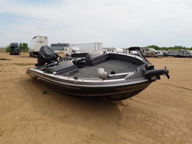 Salvage boats for sale at Colorado Springs, CO auction: 2015 Land Rover 620 FD