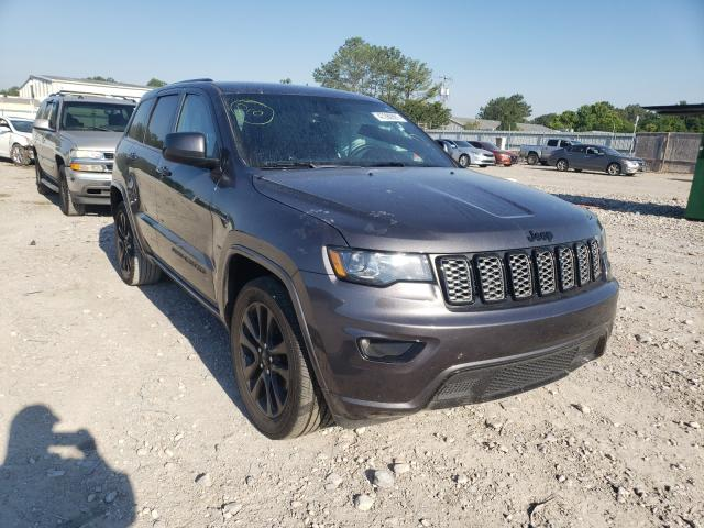 Salvage cars for sale from Copart Florence, MS: 2017 Jeep Grand Cherokee