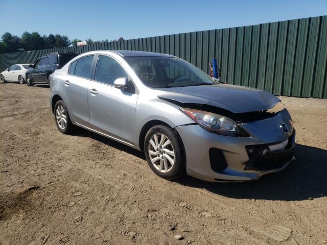 Vehiculos salvage en venta de Copart Finksburg, MD: 2013 Mazda 3 I