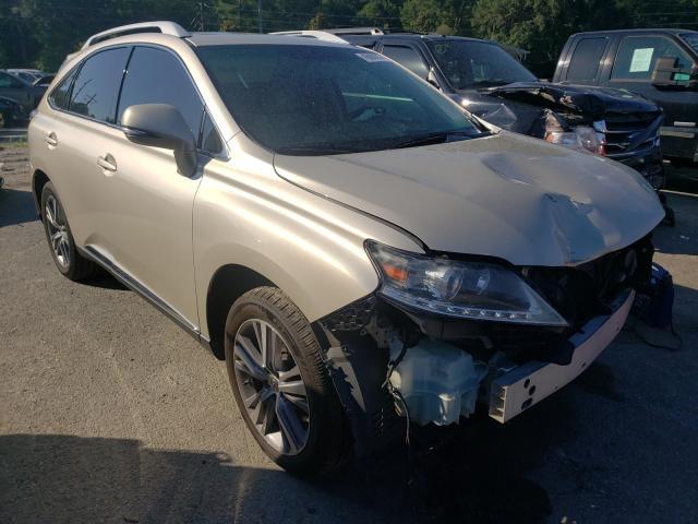 Lexus Vehiculos salvage en venta: 2015 Lexus RX 350