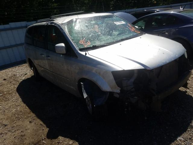 Salvage cars for sale at Lyman, ME auction: 2012 Chrysler Town & Country
