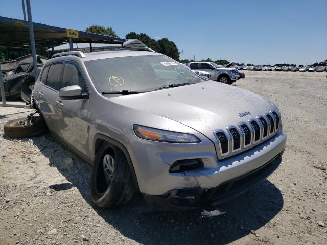 Vehiculos salvage en venta de Copart Loganville, GA: 2016 Jeep Cherokee L