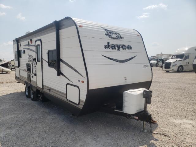 Jayco Trailer salvage cars for sale: 2017 Jayco Trailer