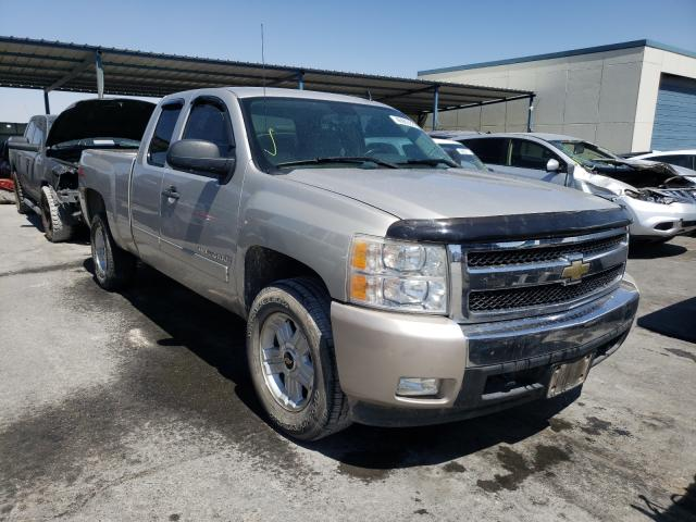Salvage cars for sale from Copart Anthony, TX: 2008 Chevrolet Silverado