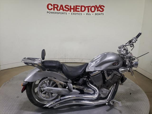 Victory salvage cars for sale: 2007 Victory Vegas