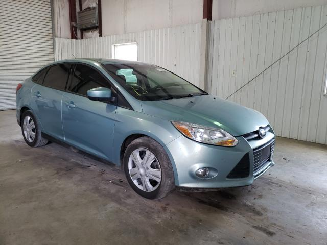 Salvage cars for sale from Copart Lufkin, TX: 2012 Ford Focus SE