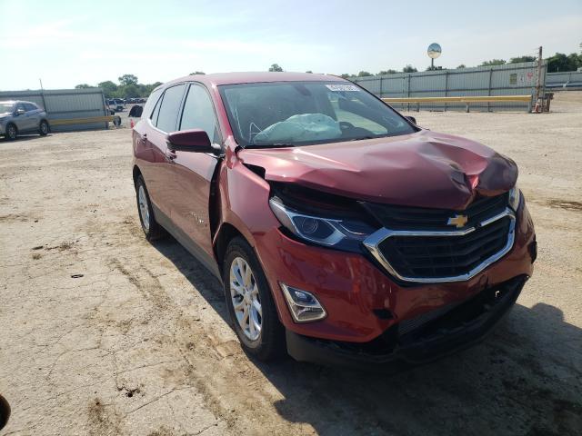 Vehiculos salvage en venta de Copart Wichita, KS: 2018 Chevrolet Equinox LT