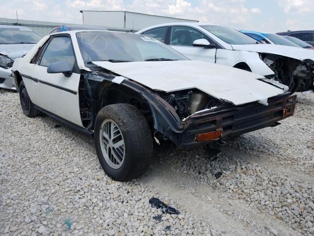 Pontiac Fiero salvage cars for sale: 1985 Pontiac Fiero
