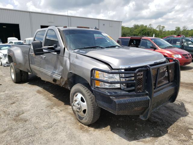 Salvage cars for sale from Copart Jacksonville, FL: 2013 Chevrolet Silverado