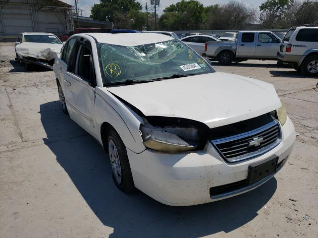 Salvage cars for sale from Copart Corpus Christi, TX: 2008 Chevrolet Malibu LS