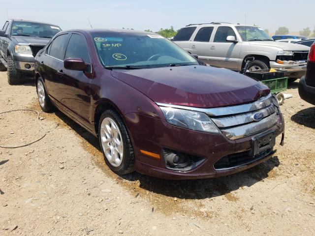 Salvage cars for sale from Copart Bridgeton, MO: 2011 Ford Fusion SE