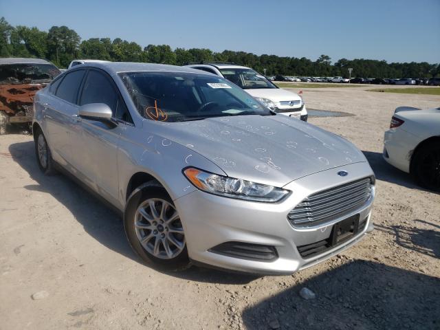 2016 Ford Fusion S en venta en Houston, TX